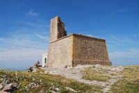 Capo San Vito - Torre dell'Usciere, detta Sciere (torre costiera di avvistamento per la difesa dai pirati) - 10 maggio 2009   - San vito lo capo (1409 clic)