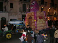 Carnevale 2008 - Sfilata Carri Allegorici lungo il Corso VI Aprile - 2 febbraio 2008   - Alcamo (713 clic)