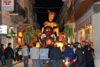 Carnevale 2008 - Sfilata Carri Allegorici lungo il Corso VI Aprile - 2 febbraio 2008   - Alcamo (776 clic)