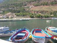 al porto: le barche dei pescatori - 2 ottobre 2007  - Castellammare del golfo (546 clic)