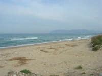 C/da Magazzinazzi - il mare d'inverno - 11 gennaio 2009   - Alcamo marina (2373 clic)