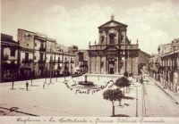 La Cattedrale e Piazza Vittorio Emanuele  - Bagheria (3258 clic)