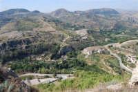 panorama dalla rupe - 4 ottobre 2007   - Calatafimi segesta (858 clic)