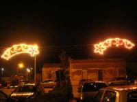 stelle comete: l'atmosfera natalizia - 20 dicembre 2007  - Buseto palizzolo (830 clic)