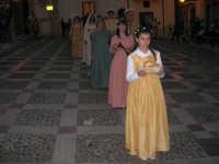 2° Corteo Storico di Santa Rita - Rita bambina - Rita giovinetta - Gli anziani genitori - Rita sposa - Piazza Madonna delle Grazie - 17 maggio 2008   - Castellammare del golfo (687 clic)