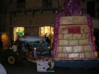 Carnevale 2008 - Sfilata Carri Allegorici lungo il Corso VI Aprile - 2 febbraio 2008   - Alcamo (586 clic)
