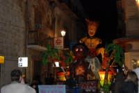 Carnevale 2008 - Sfilata Carri Allegorici lungo il Corso VI Aprile - 2 febbraio 2008   - Alcamo (801 clic)
