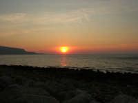 Golfo di Bonagia - tramonto - 12 ottobre 2008   - Cornino (733 clic)