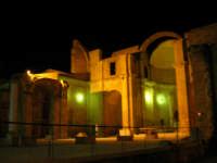 resti della Chiesa Madre - 2 gennaio 2009    - Salemi (2489 clic)