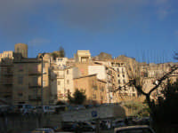 veduta cittadina - 15 marzo 2009   - Salemi (1933 clic)