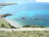 Golfo del Cofano: panorama da Macari - 24 febbraio 2008   - San vito lo capo (672 clic)