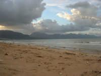 Zona Canalotto - il mare d'inverno - 8 febbraio 2009  - Alcamo marina (2467 clic)