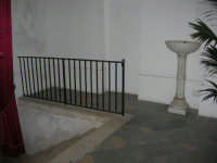 interno dell'ex Chiesa di S. Maria del Soccorso - 20 giugno 2007  - Alcamo (718 clic)