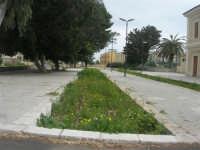 ex stazione ferroviaria - 1 marzo 2009   - Marinella di selinunte (1798 clic)
