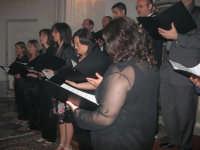 Canti Sacri - Coro Jacopone da Todi - ex Chiesa Ecce Homo - 20 giugno 2008  - Alcamo (945 clic)