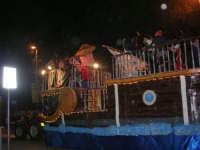 Carnevale 2009 - Sfilata carri allegorici - 24 febbraio 2009   - Balestrate (3608 clic)