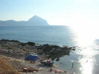 Macari - Golfo del Cofano: sole e mare - 30 agosto 2008   - San vito lo capo (603 clic)
