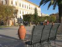 Piazza Angelo Scandaliato - 7 dicembre 2009  - Sciacca (2443 clic)