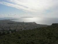 panorama dal monte Erice - Trapani e isole Egadi - 1 maggio 2009   - Erice (2434 clic)
