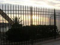 cancellata sul mare - 23 settembre 2007  - Terrasini (1280 clic)