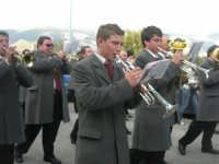 Processione della Via Crucis con gruppi statuari viventi - 5 aprile 2009   - Buseto palizzolo (1747 clic)