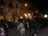 Carnevale 2008 - Sfilata Carri Allegorici lungo il Corso VI Aprile - 2 febbraio 2008   - Alcamo (1013 clic)