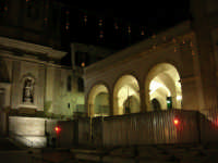 prosegue il restauro del Collegio dei Gesuiti in piazza Ciullo - 17 dicembre 2008  - Alcamo (1247 clic)