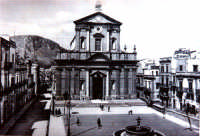 Piazza Madrice  - Bagheria (3589 clic)