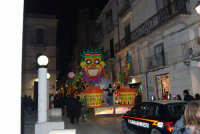 Carnevale 2008 - Sfilata Carri Allegorici lungo il Corso VI Aprile - 2 febbraio 2008   - Alcamo (879 clic)