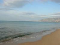 spiaggia di levante - golfo di Castellammare - 1 marzo 2009  - Balestrate (2812 clic)