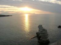 tramonto sul golfo di Castellammare - 23 settembre 2007  - Terrasini (1491 clic)