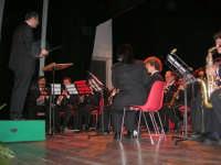 Il Concerto di Capodanno - Complesso Bandistico Città di Alcamo - Direttore: Giuseppe Testa - Teatro Cielo d'Alcamo - 1 gennaio 2009  - Alcamo (3447 clic)