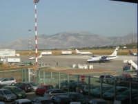 Aeroporto Internazionale di Palermo Falcone e Borsellino - 26 agosto 2007   - Cinisi (1541 clic)