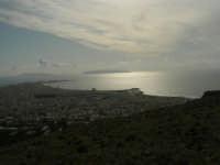panorama dal monte Erice - Trapani e isole Egadi - 1 maggio 2009   - Erice (2819 clic)