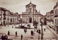Piazza Vittorio Emanuele III e Chiesa Madre  - Bagheria (6034 clic)