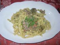 Busiate con salsiccia e carciofi - Busith - 29 marzo 2009  - Buseto palizzolo (4847 clic)