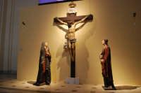 Fulget crucis mysterium - Il genio immortale e la devozione popolare - Mysterium Crucis nell'arte trapanese dal XIV al XVIII secolo - Chiesa di Sant'Agostino - 13 marzo 2009   - Trapani (1729 clic)