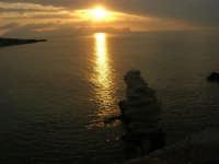 tramonto sul golfo di Castellammare - 23 settembre 2007  - Terrasini (1365 clic)
