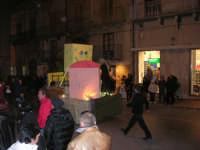 Carnevale 2008 - Sfilata Carri Allegorici lungo il Corso VI Aprile - 2 febbraio 2008   - Alcamo (768 clic)
