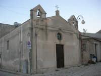 la piccola chiesa - 19 settembre 2007  - Scopello (848 clic)