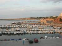 il porto - 23 settembre 2007  - Terrasini (1415 clic)