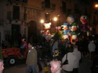 Carnevale 2008 - Sfilata Carri Allegorici lungo il Corso VI Aprile - 2 febbraio 2008   - Alcamo (766 clic)