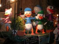 Carnevale 2008 - Sfilata Carri Allegorici lungo il Corso VI Aprile - 2 febbraio 2008   - Alcamo (759 clic)