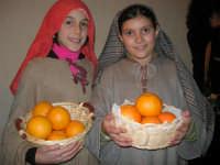 Presepe Vivente animato da alunni dell'Istituto Comprensivo G. Pascoli (53) - 22 dicembre 2007   - Castellammare del golfo (777 clic)