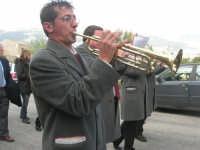 Processione della Via Crucis con gruppi statuari viventi - 5 aprile 2009   - Buseto palizzolo (1626 clic)