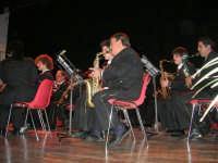 Il Concerto di Capodanno - Complesso Bandistico Città di Alcamo - Direttore: Giuseppe Testa - Teatro Cielo d'Alcamo - 1 gennaio 2009   - Alcamo (3887 clic)