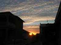 al tramonto - 3 febbraio 2008  - Alcamo (628 clic)