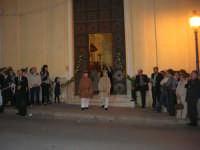2° Corteo Storico di Santa Rita - Dinanzi la Chiesa S. Antonio - seconda uscita - I due figli - 17 maggio 2008  - Castellammare del golfo (523 clic)