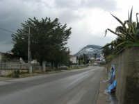 monte Bonifato innevato - 15 febbraio 2009   - Alcamo (2744 clic)