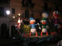 Carnevale 2008 - Sfilata Carri Allegorici lungo il Corso VI Aprile - 2 febbraio 2008   - Alcamo (753 clic)